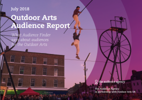 Image of Audience Report | Outdoor Arts