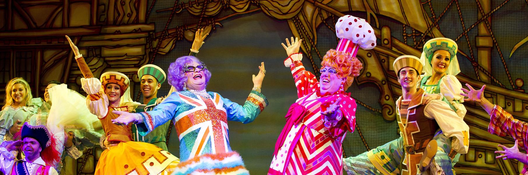 Image of Pantomime dames