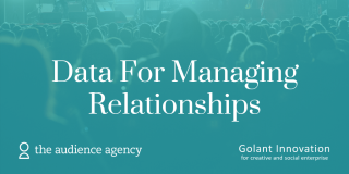 Photo of Data For...Managing Relationships