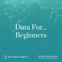 Photo of Data For... Beginners (London)