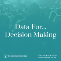 Photo of Data For... Decision Making (London)
