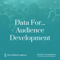 Photo of Data For... Audience Development (London)