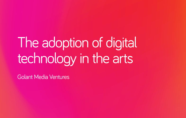 Image of The adoption of digital technology in the arts.png