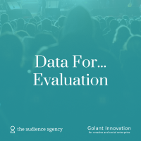 Photo of Data For... Evaluation
