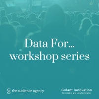 Image of Workshop Series | Data For...