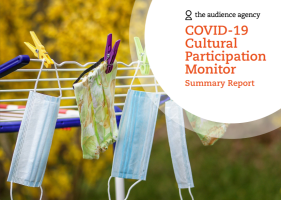 Image of COVID-19 Cultural Participation Monitor