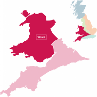 Image of Wales | Audience Spectrum Mapping