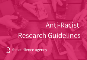 Image of New Anti-Racist Research Guidelines for arts and culture in progress