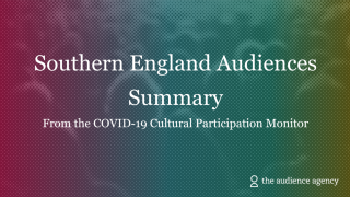 Image of South | Cultural Participation Monitor