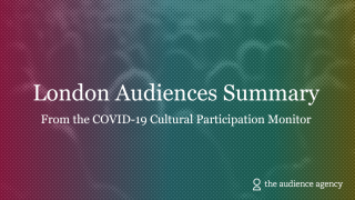 Image of London | Cultural Participation Monitor