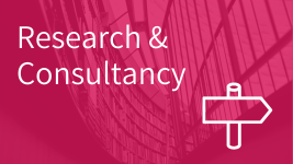 Image of RESEARCH & CONSULTANCY